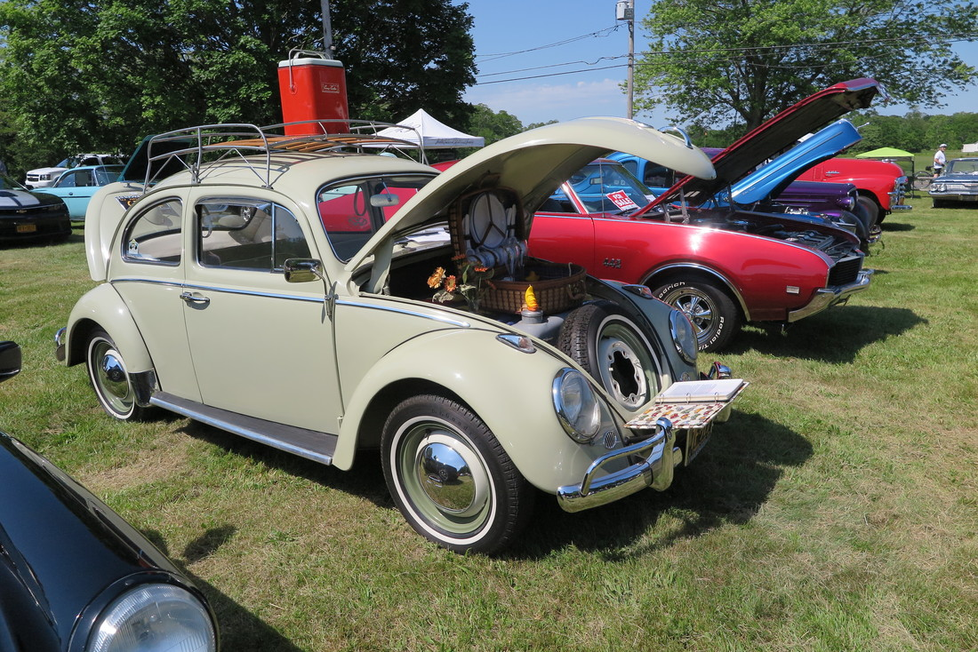 Fifth Annual Car Show - Antique car show