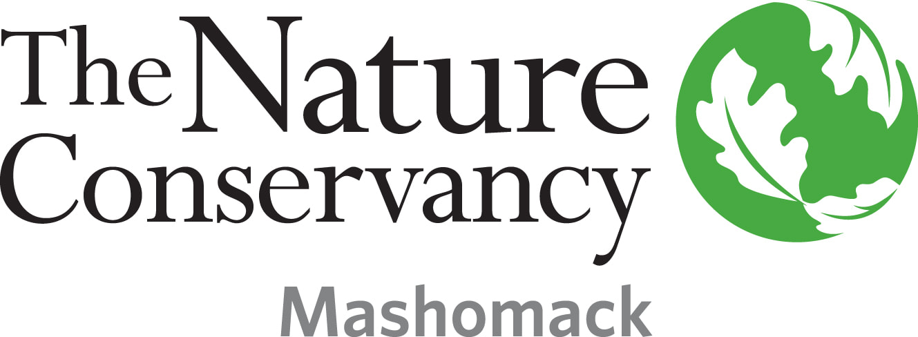 The Nature Conservancy/Mashomack Preserve logo